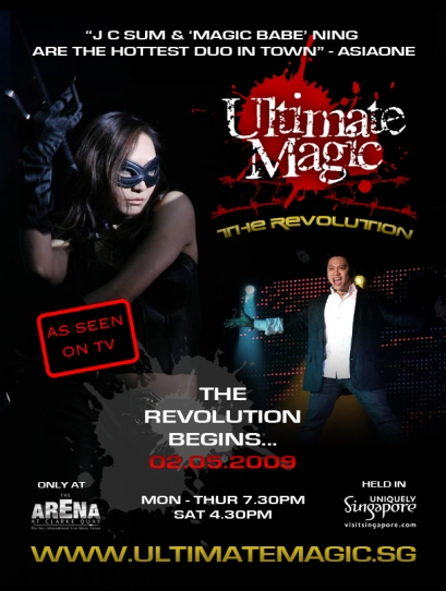 Ulitmate Magic Revolution
